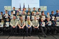 Scouts receive top honour