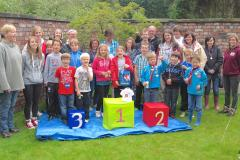 Wilmslow hosts Scout's Mini Olympics