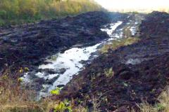 George Osborne questions whether peat extraction is best use of historic site