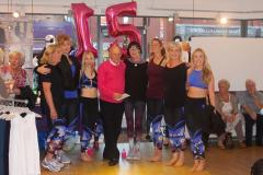 'Queen of Pilates' joins 15th anniversary celebrations