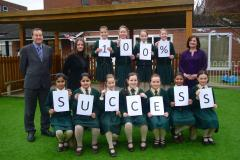 Wilmslow Prep announces record breaking results