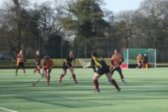 Hockey: Wilmslow lose out in top of the table clash