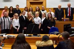 Mock trial team heading to national finals again