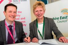 Council's launches new skills and growth company