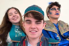 Cheshire Youth Pantomime Society presents Aladdin