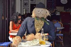 Scarecrow fever hits Wilmslow
