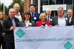 Call for shake-up at Cheshire East Council