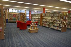 New look Wilmslow Library reopens