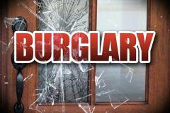 Police warning after spate of burglaries