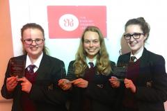 Wilmslow High through to national final of speaking contest