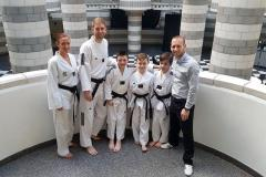Fighting success for Taekwondo club