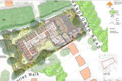 Decision due on revised plans for 60 bedroom care home