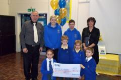 Ashdene school raises £1000 to support disabled youngsters