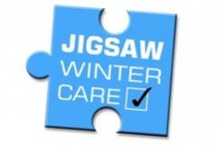 Winter is on its way: Don't slip up install a Jigsaw winter care salt bin