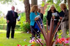 Chorley and Styal bloom for judges