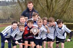 King's U11 boys triumph in North West Hockey competition