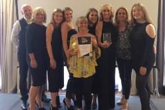 Wilmslow netball club wins outstanding award