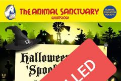 Animal Sanctuary cancels Halloween celebrations