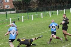 Rugby: Wolves defeated by a more accomplished Northwich side