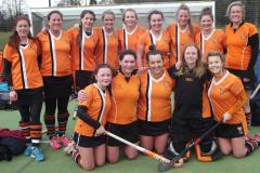 Hockey: Unbeaten Wilmslow Ladies crowned champions