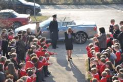 Lindow Primary School means business