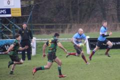 Rugby: Comfortable win for Wolves over bottom club