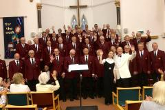 Charity choir concert is a sell-out