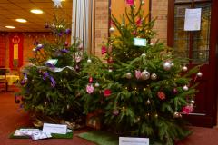 Tree-mendous festival opens at Methodist Church