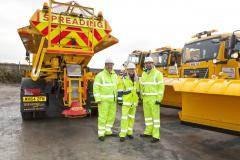 Cheshire East's gritting teams are ready for winter