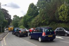 Reader's Letter: Parking and obstruction on Alderley Road