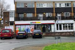Two men charged in relation to a burglary at Handforth off-licence