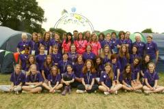 Guides enjoy action packed international camp