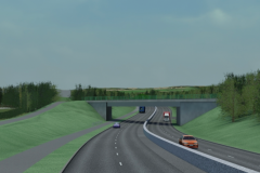 £290m Manchester Airport relief road moves closer