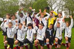 Football: Year 8 cap successful season with cup win