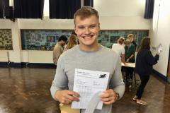 Wilmslow High School celebrates excellent A Level results