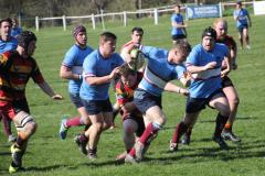 Rugby: Wolves suffer third successive defeat