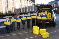 Gift boxes to make children in need smile this Christmas
