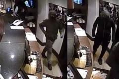 Police release CCTV images after hotel robbery in Handforth
