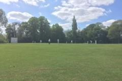 Cricket: Squirrels draw in local derby