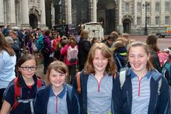 Wilmslow Guides invited to 'The Colonel's Review'