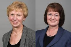 Two women in the running to become first female Leader