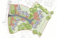Plans for 10 new homes at Little Stanneylands