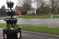 Reader's Photo: Fulshaw Cross Roundabout