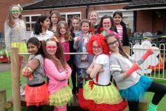 Wilmslow goes crazy for Red Nose Day