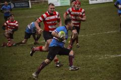 Rugby: Wolves secure messy win over Vale of Lune