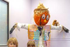 Winning scarecrows from schools and organisations announced