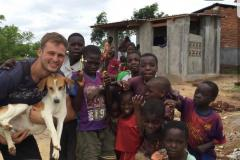 Wilmslow man helps improve village life in Africa following near-fatal kayaking trip