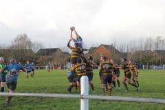 Rugby: Wolves defend well to deny Leigh win