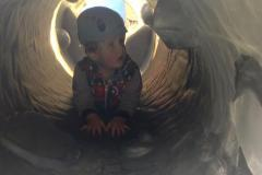 Free caving for scouts at the Wilmslow Show