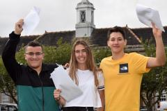 High flyers from Kings ace their GCSEs